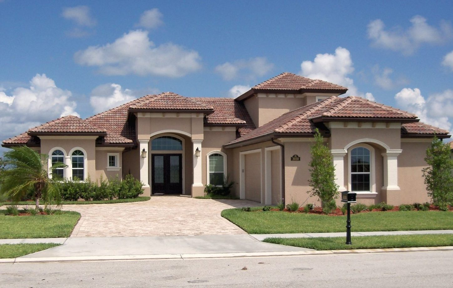 Spanish Style House Handyman Roofing Contractors
